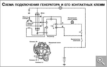 дизель электростанции схема